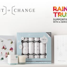 Join the giving revolution this Christmas – Rainbow Trust is proud to be part of innovative product line-up from Advent of Change