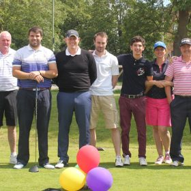 Local country club holds golf day in support of Rainbow trust