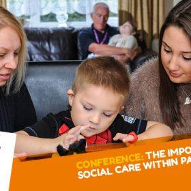 Social care within palliative care: challenges for professionals