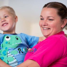 Significant new pledges on children's palliative care