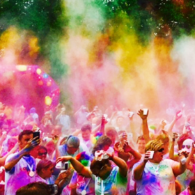 Colour5K in Dorking raises an amazing £3,200