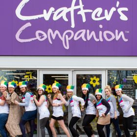 Crafter's Companion's rookie runners take on The Great North Run