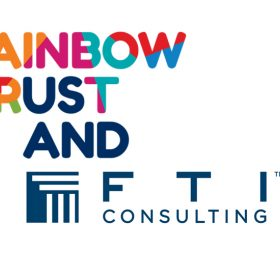 FTI Consulting names Rainbow Trust as its Charity of the Year