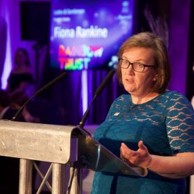 Rainbow Trust at The United Kingdom Air Cargo Club Gala Ball