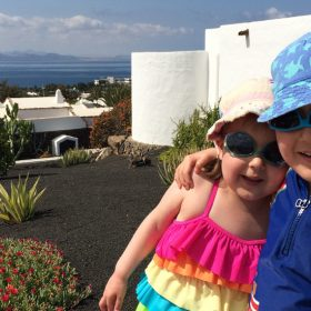 Top tips for travelling with a child with a serious illness