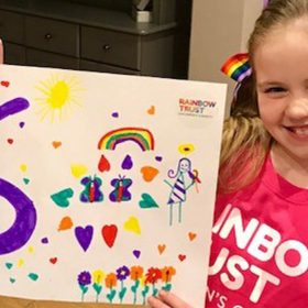 Rainbow Trust counts down to ICAP Charity Day 2018