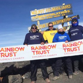 K2's Kili Klimb raises over an incredible £17,700