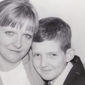 Essex mother volunteers for Rainbow Trust Children's Charity, which enabled her son to die at home