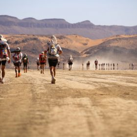 Ultra-runner takes on Marathon Des Sables for Rainbow Trust