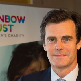 New chairman appointed to lead Rainbow Trust Children's Charity