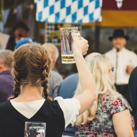 Oktoberfest comes to Uppingham!