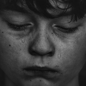 How do we help children open up to grief?