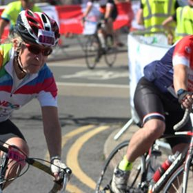 RideLondon Cyclists raise £34,800 for Rainbow Trust