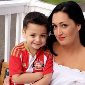 Mum of Bradley Lowery commends charity's valuable work