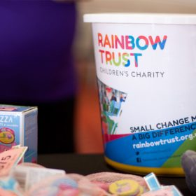 Rainbow Trust calls on volunteers to make Time For Change