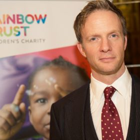 Rupert Penry Jones supports 'Don't forget Dad' campaign