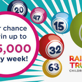 Could you be our first Lottery winner?