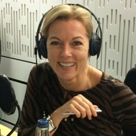 TV presenter Mary Nightingale presents radio 4 appeal
