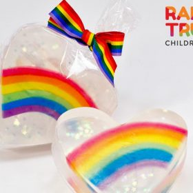 Spread the Rainbow Love this Valentine's Day!