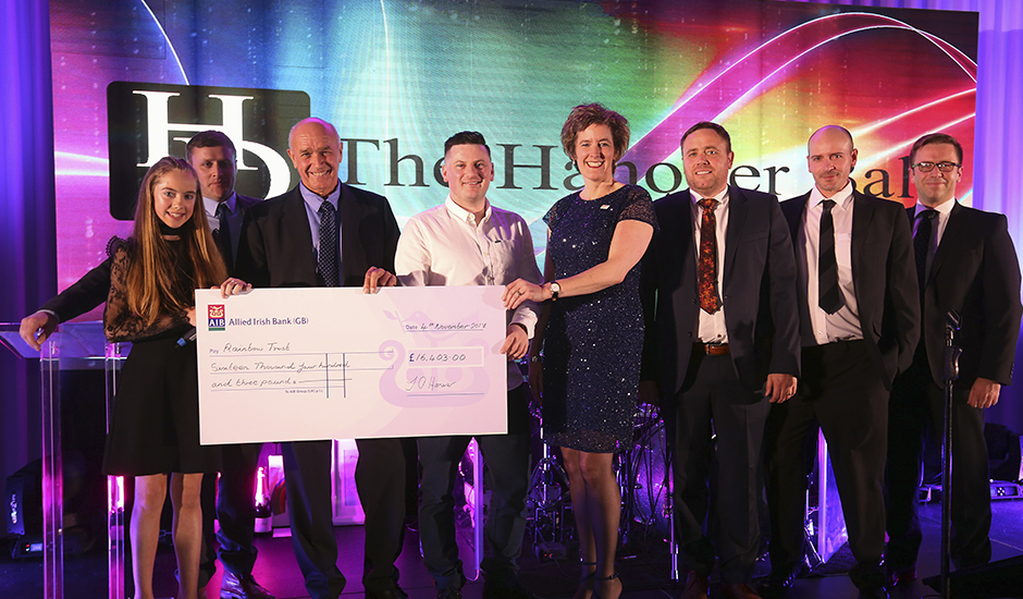 Hanover Dairies raise over £51,000
