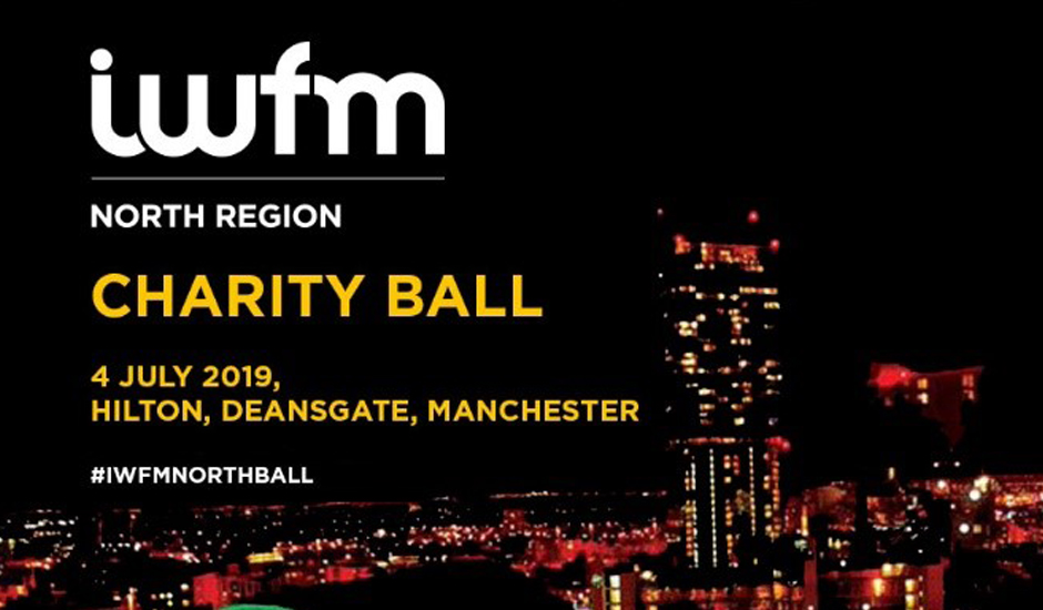 IWFM selects Rainbow Trust as as their Charity Ball beneficiary