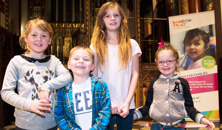 Kemish family shines at London Carol Concert