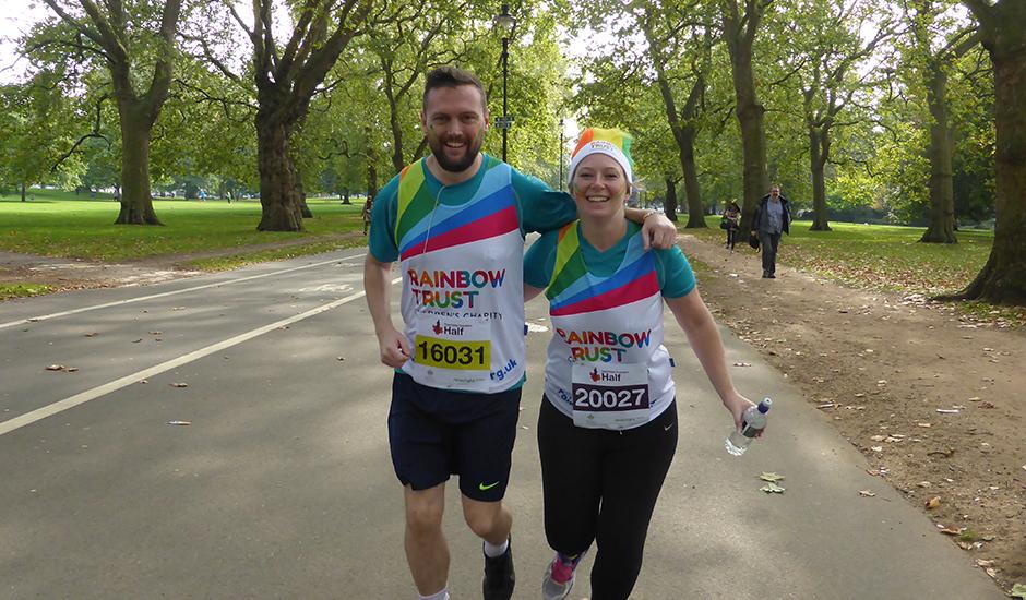 Marathon Walk London