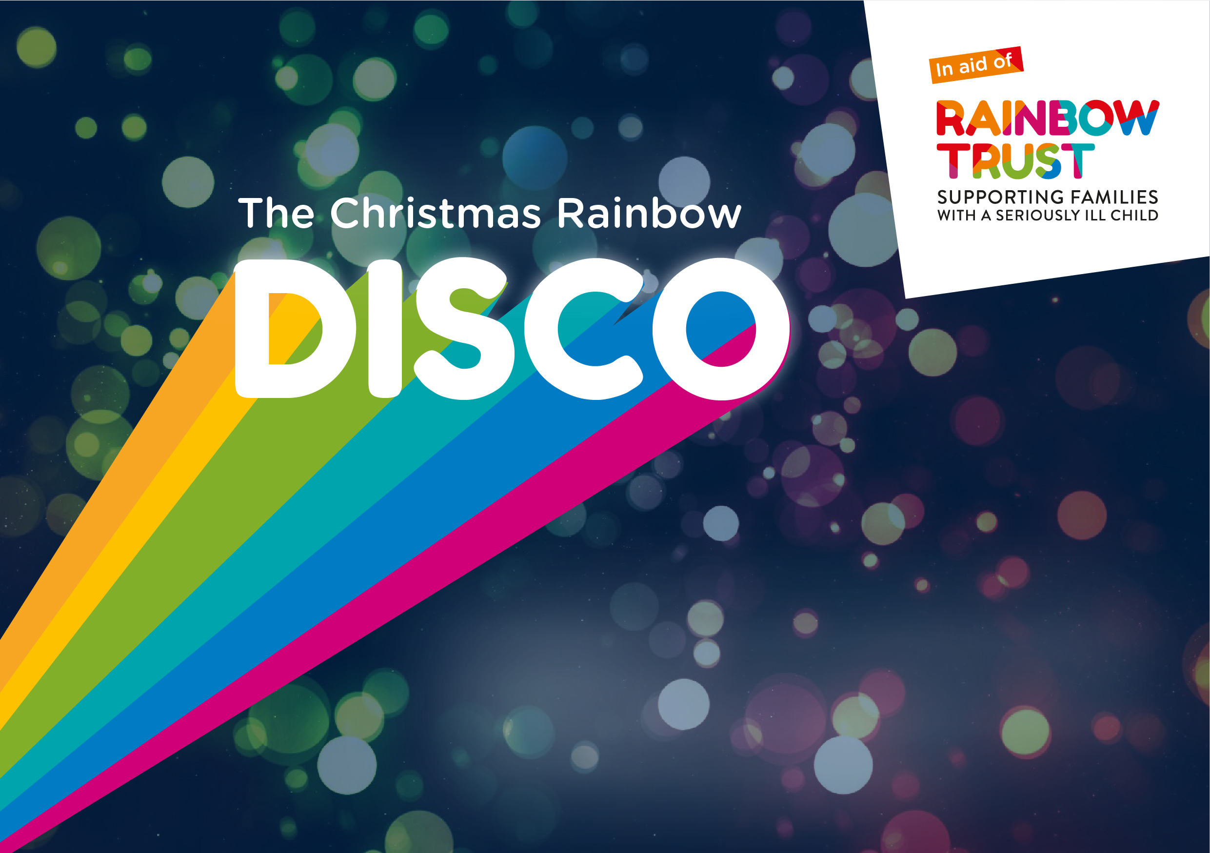 The Christmas Rainbow Disco