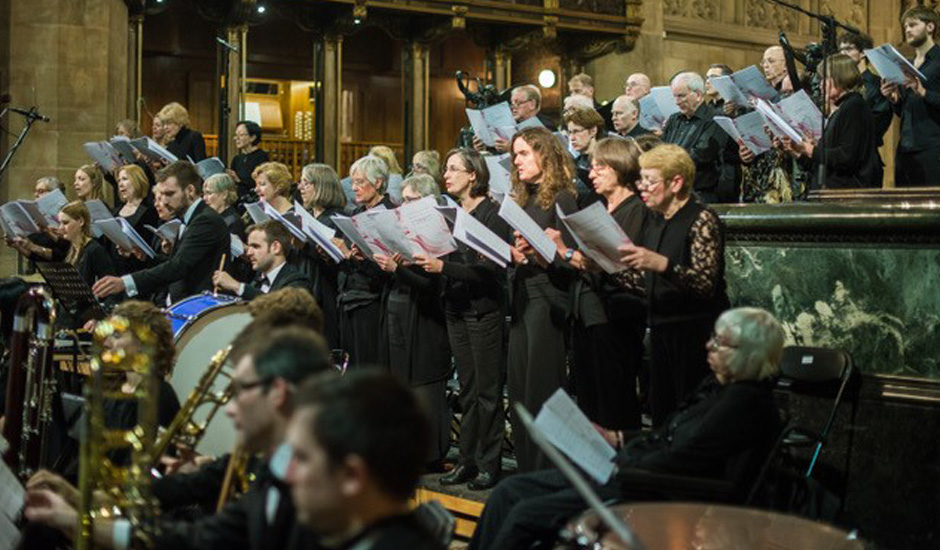 A Celebration of Europe with Camden Choir