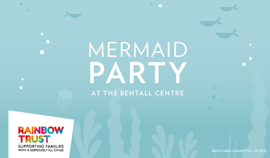 The Bentall Centre's Mermaid Party