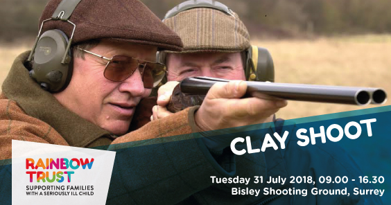 Rainbow Trust Clay Shoot