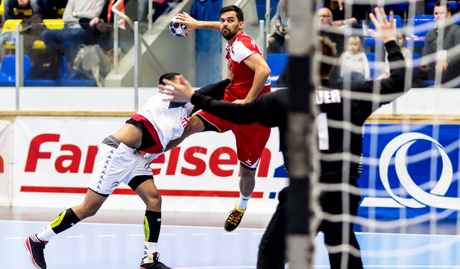 British and Irish Handball League Finals