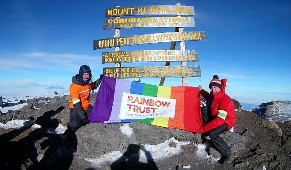 Climb Kilimanjaro for charity