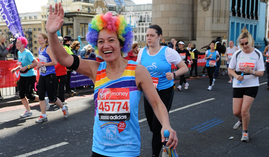 Virgin Money London Marathon 16