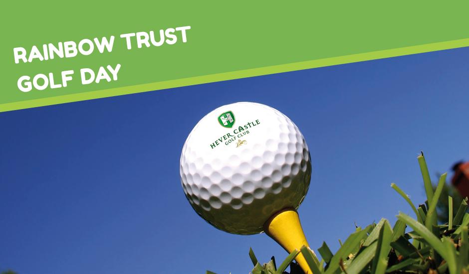 Rainbow Trust Golf Day