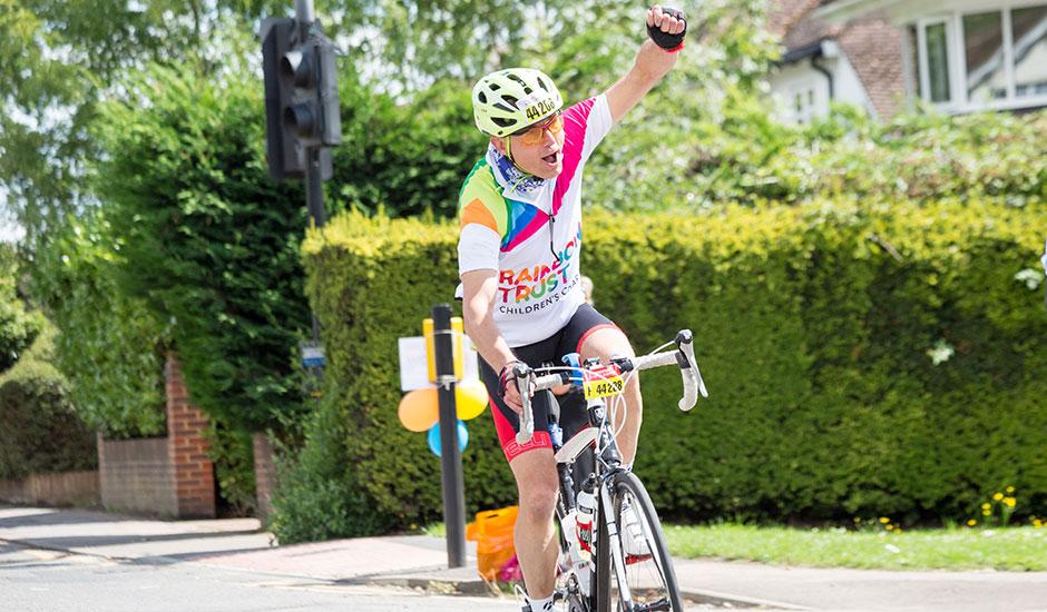 Prudential RideLondon-Surrey 100 | Rainbow Trust Children's