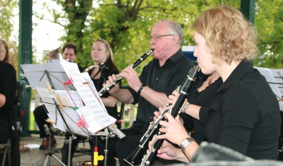 Symphonic Wind Orchestra of North London's Celtic Adventure