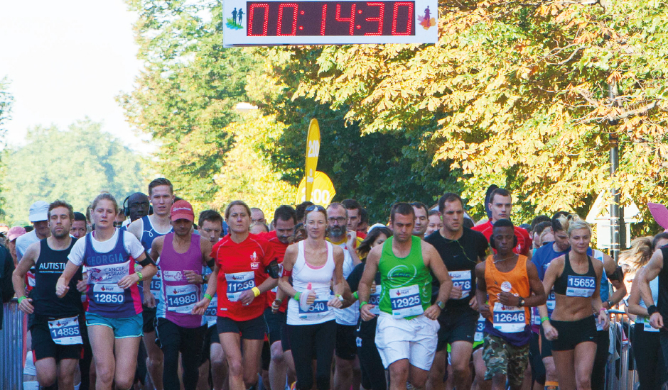 Vitality Bath Half Marathon