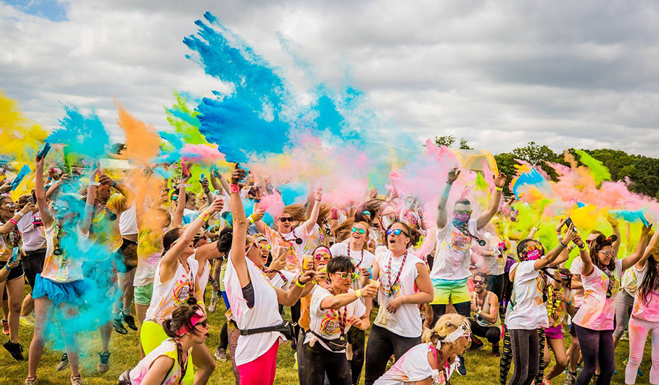 Colour Me Krazy 5k