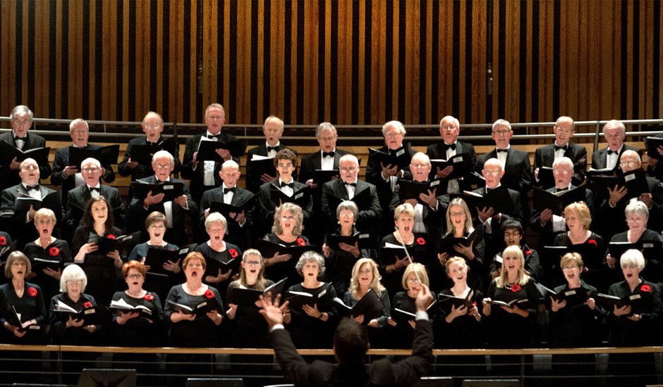Newcastle Choral Society Concert