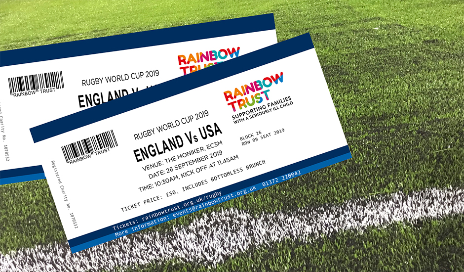Rugby World Cup: England Vs. USA