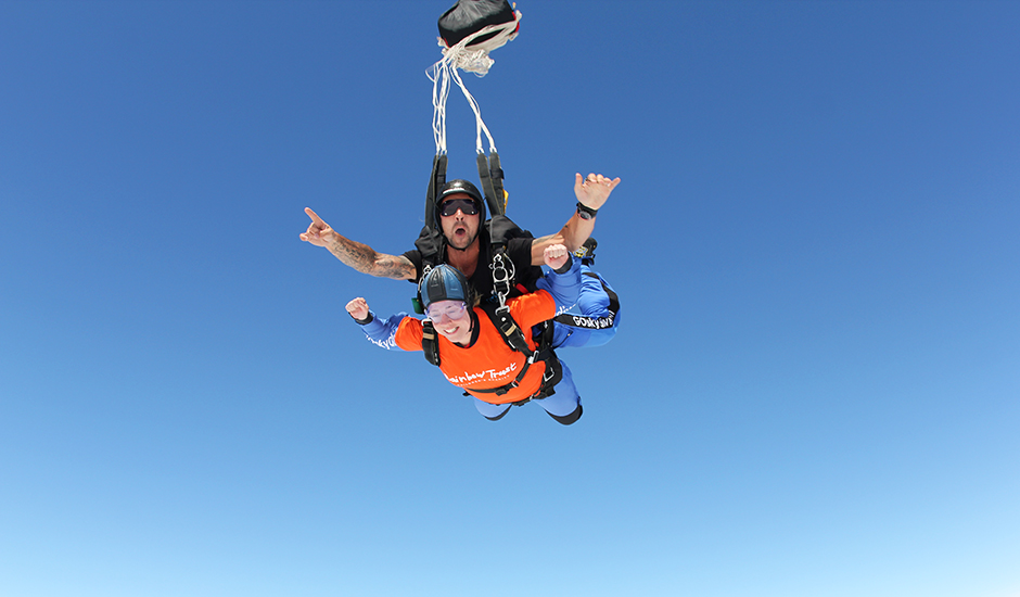 Skydive - ongoing
