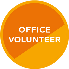 Join our Tuesday Volunteer Evening - Head Office